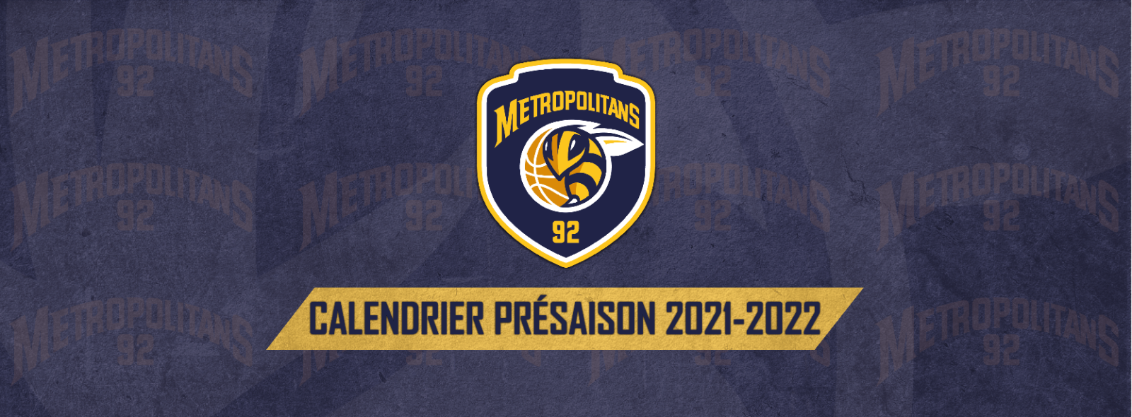 Calendrier pré-saison 2021-2022 !