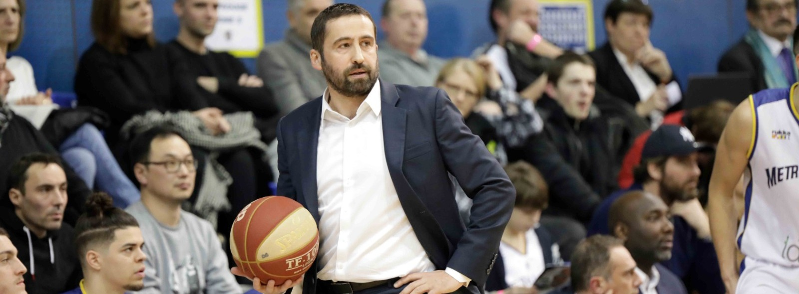 Freddy Fauthoux ne sera plus le coach de Boulogne-Levallois en 2020-2021